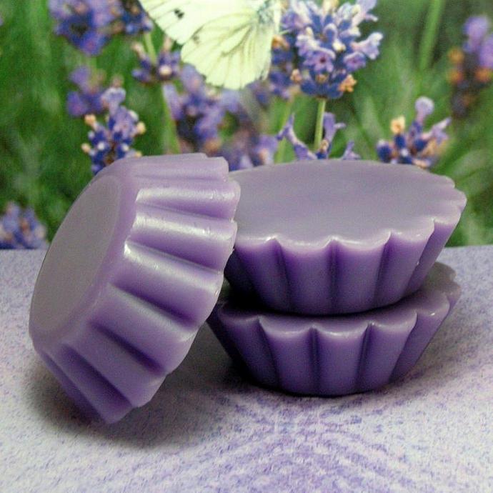 Lavender PURE SOY Tart Melts Set of 4