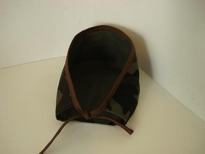 Camo Scrub / Chef / Cancer hat