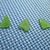 Genuine Green Beach Glass From Hawaii 3 Medium Pieces