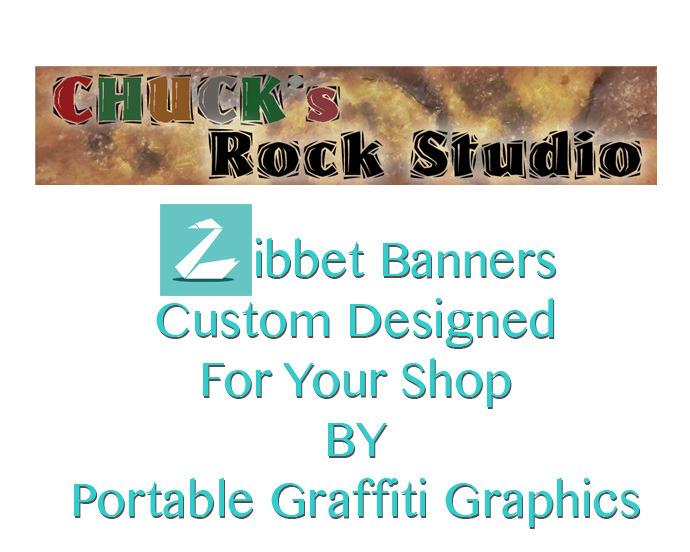 Shop Banner Designed for You