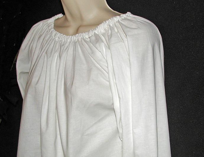 Women's Long Sleeve Peasant Blouse