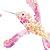 hummingbird art, girls wall art, girls nursery art, baby girl nursery, pink