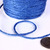 2mm Blue colored Hemp Cord - 10 feet - Packaging string - Macrame hemp cord -