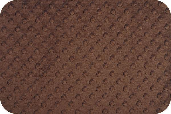 Camo Minky Baby Blanket Orange Camouflage Bedding  Minky Dot  Crib Size 36 x 45