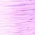 1mm lilac violet nylon cord - nylon thread - chineese Knotting Cord - Macrame