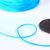 1mm deep sky blue nylon cord - nylon thread - chineese Knotting Cord - Macrame