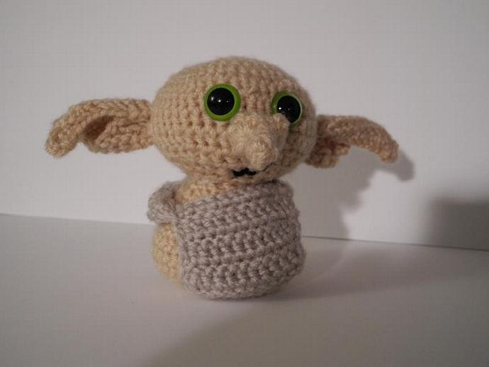 Knitting Pattern For Dobby The House Elf : Images of dobby the house elf - House image