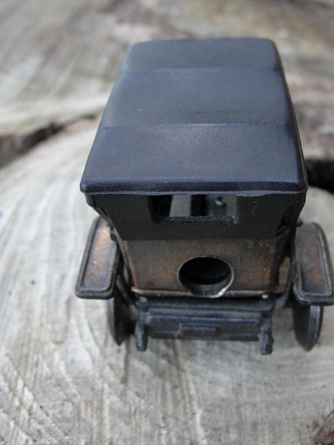 Vintage Brass Simplex Auto Pencil Sharpener