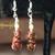 Beaver Earrings 13007