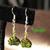 Fall Leaf Earrings 13001