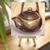 Tea Pot Painting, Kitchen Art, Dining Room, Original Painting, Great Houswarming