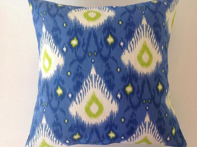 2 set Decorative Pillow cover,designer pillow,Creme de la creme,cotton 16x16