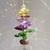 Spring Purple Flower Sun Catcher