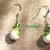 Turtle Hatchling  Earrings 13026