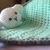Baby  Security Blankie Crochet - Baa Baa