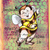 Standing Busy Bee kid digital stamp