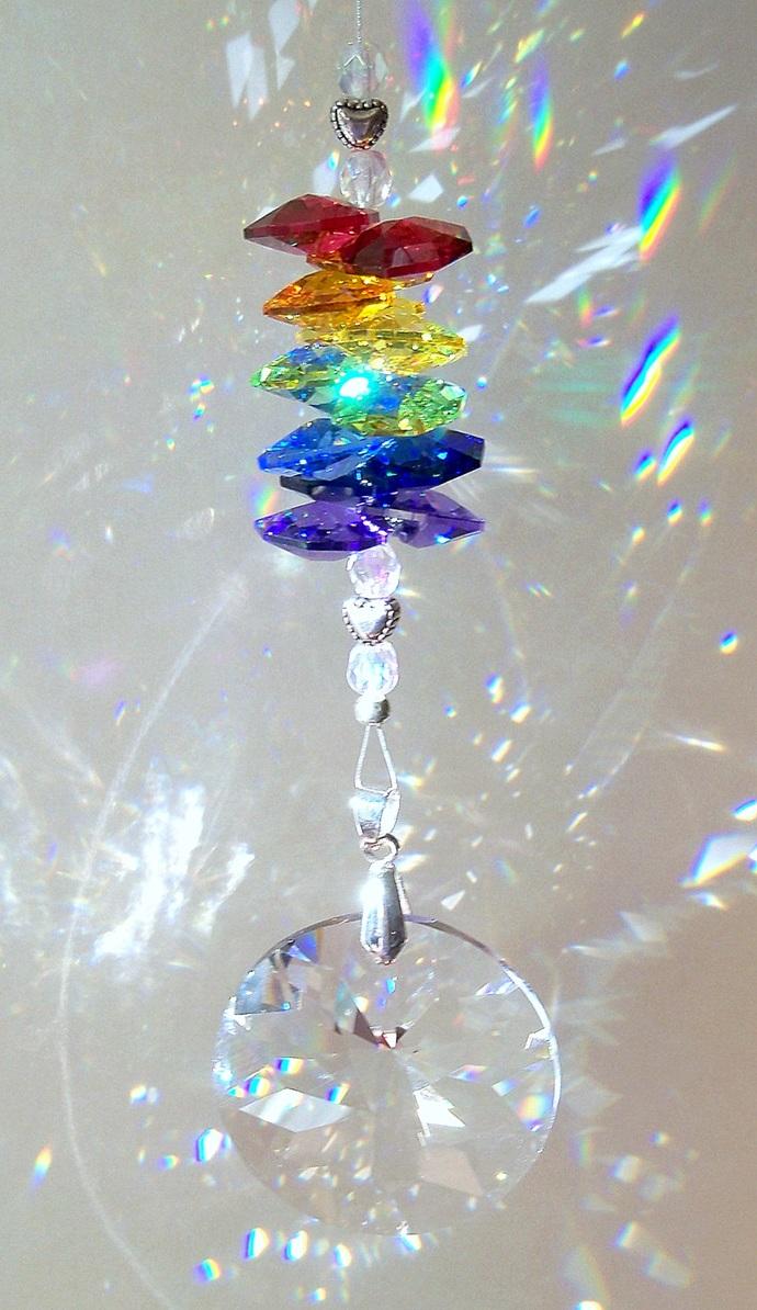 Sun Catcher - Radiant Rainbows