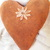 Daisy on a Rusty Grunge Heart