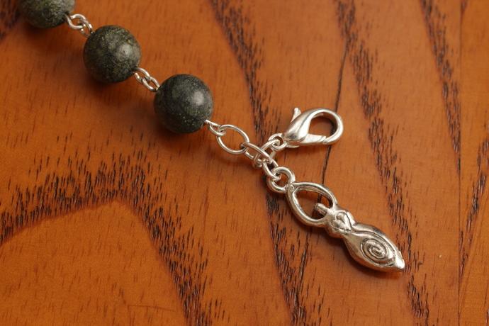 Serpentine Goddess bracelet maiden