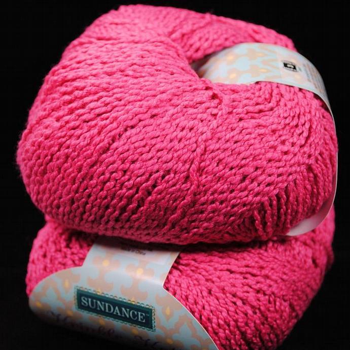 "Sundance ""Krinkle Kotton"" - Cotton Blend - 2sk - Pink"