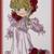 Flower Girl  digital stamp