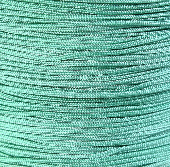 1mm green nylon cord - nylon thread - chineese Knotting Cord - Macrame thread -
