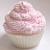 Cherry Blossom Cupcake Soap