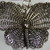 Scarf Jewelry Antique Silver Tone Metal Butterfly Scarf Pendant Charm