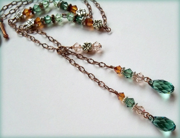 Necklace Copper Penny