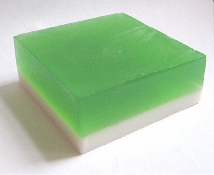 Key Lime Pie Soap