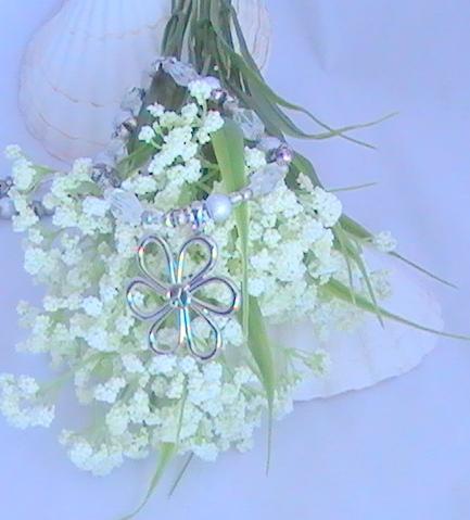Winter Flower Necklace