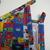Robots Teddy Bed (Toy Hammock)- Size Medium
