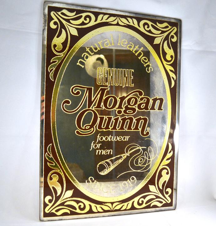 Man Cave Shoe Store Atlanta : Morgan quinn shoe advertising by sandycreekcollectables on