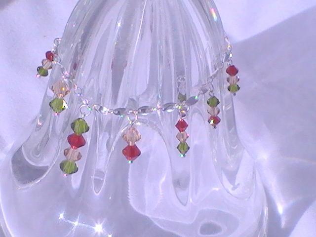 Swarovski Autumn Glow Bracelet