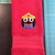 WONDER WOMAN OWL hand towel
