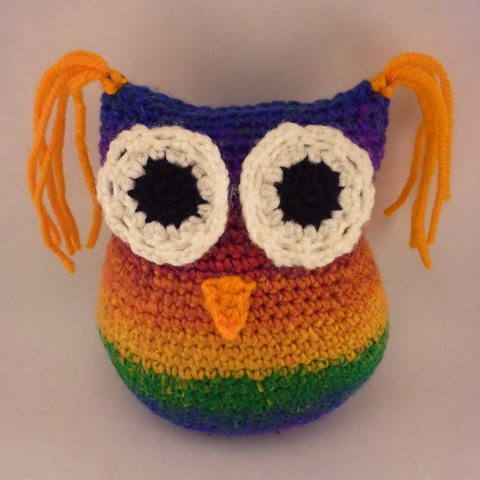 Cuddly Owl - Customize It!