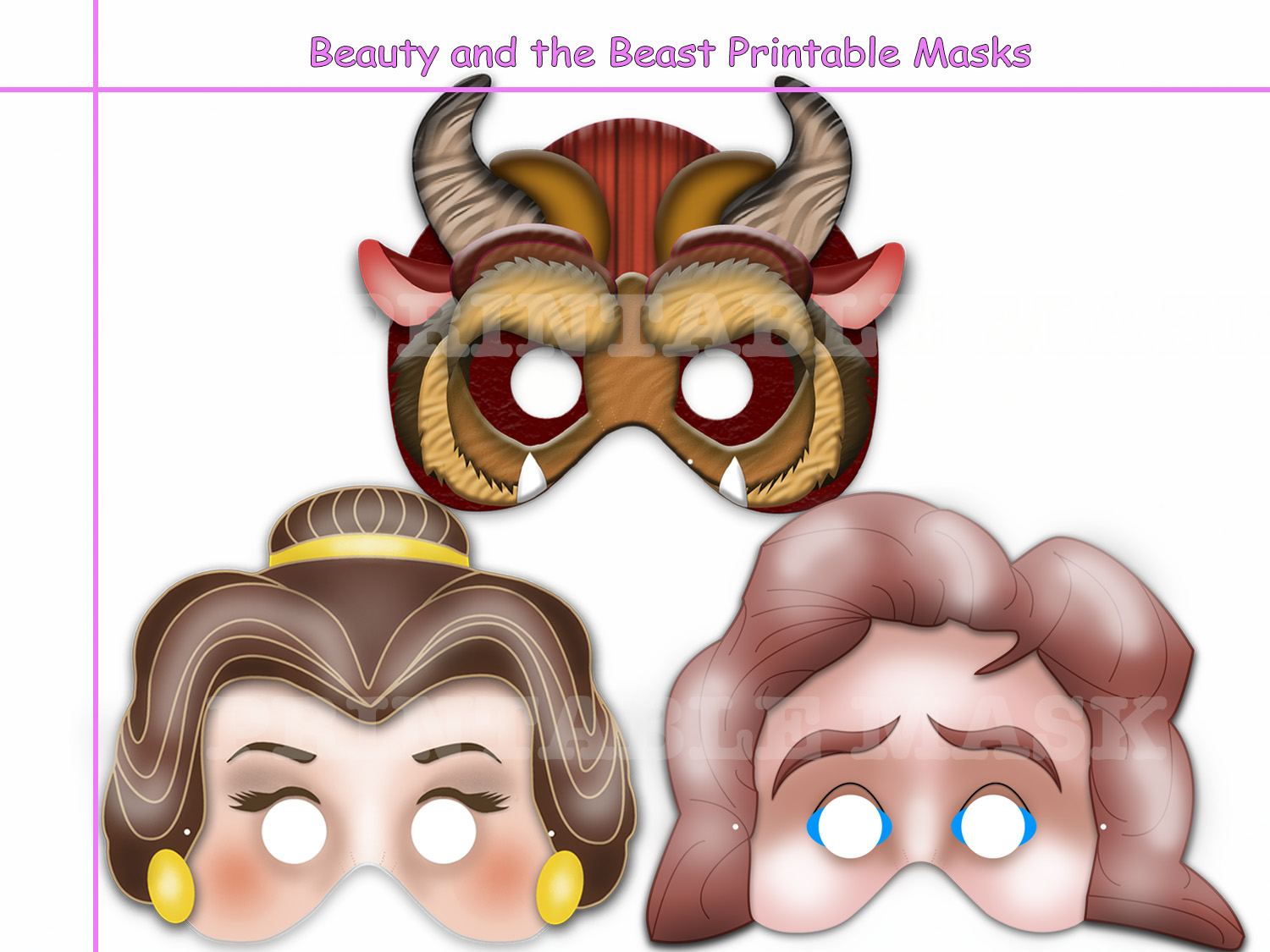 Beauty And The Beast Unique Couple Tattoos: Unique Beauty And The Beast Printable