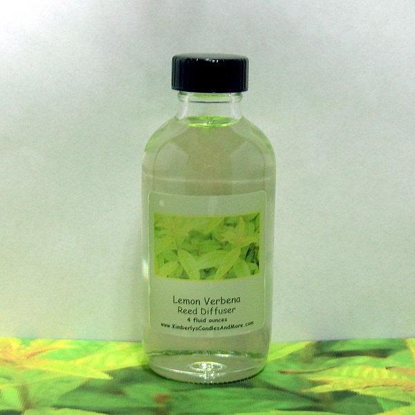 Lemon Verbena Reed Diffuser