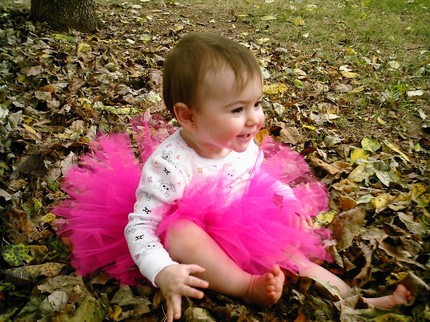 Hot Pink ORIGINAL Fluff N Stuff tutu