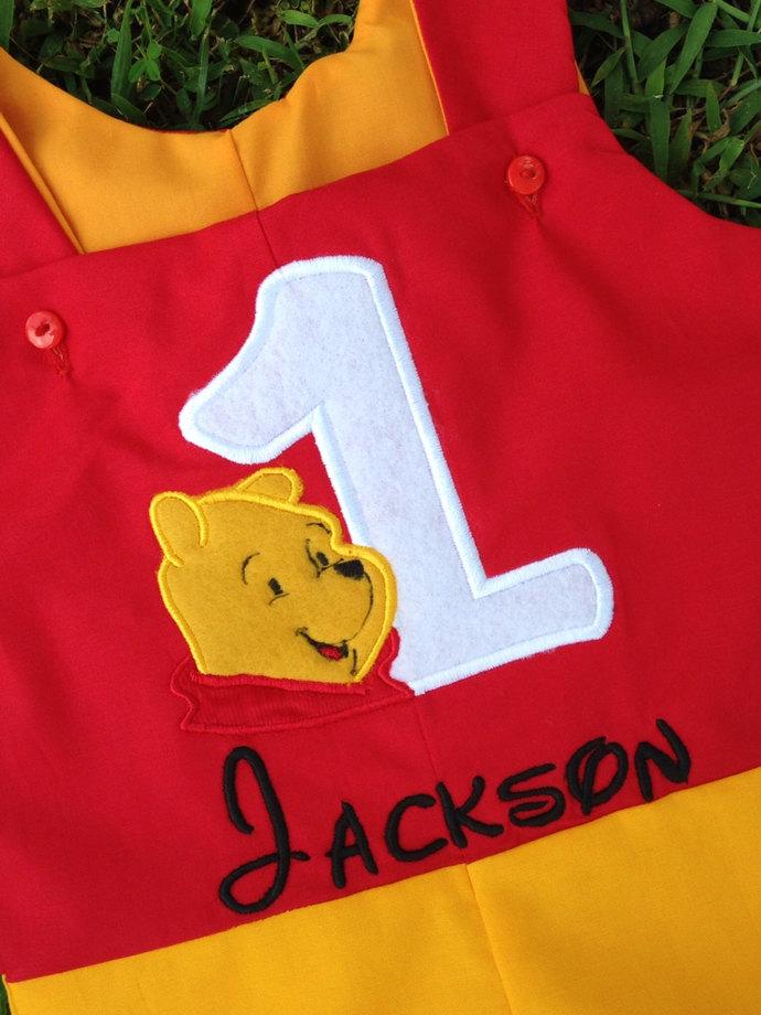 Winnie the Pooh Jon Jon