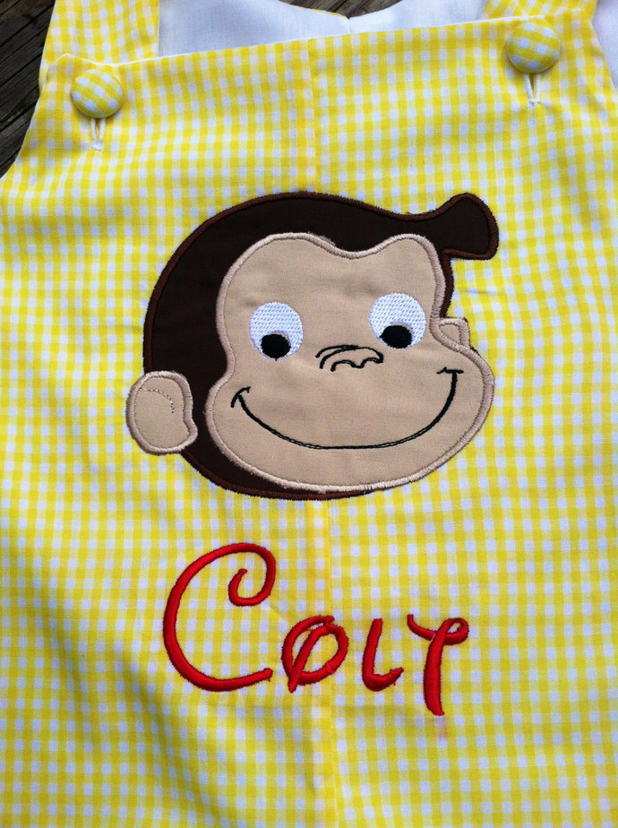 Curious George longall