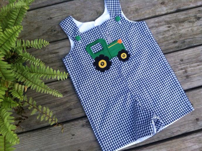 Tractor outfit, Jon Jon