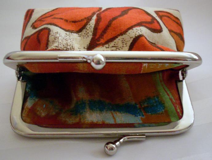 Autumn Leaves coin purse