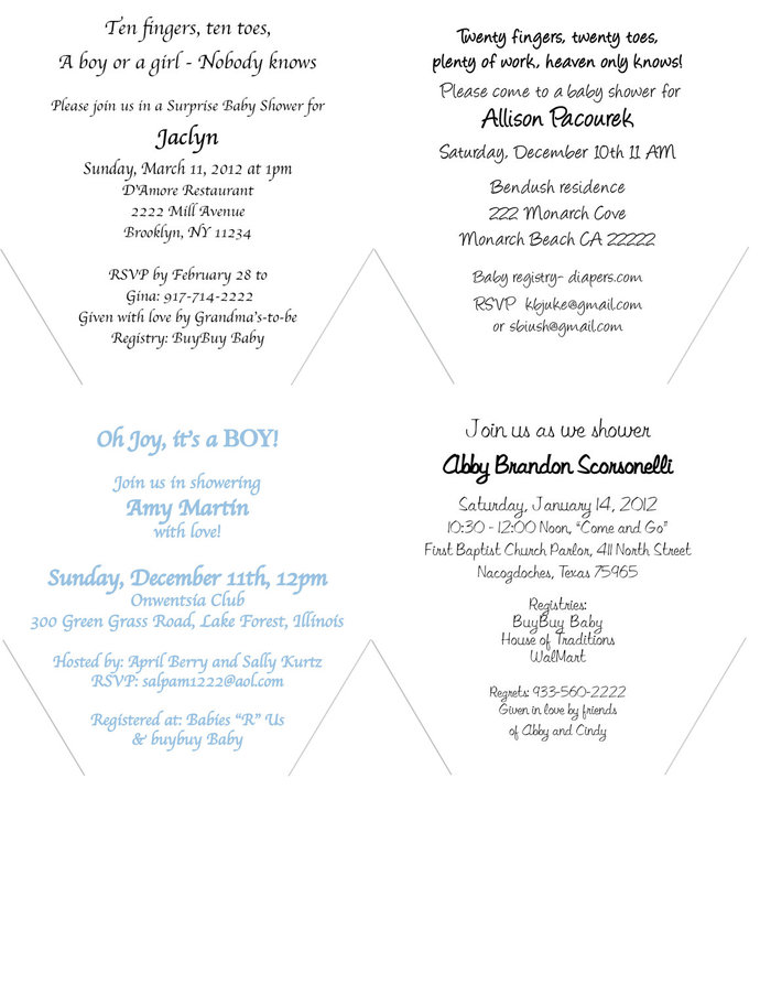 diaper shaped baby shower invitations - | kards by kaylee, Baby shower invitations