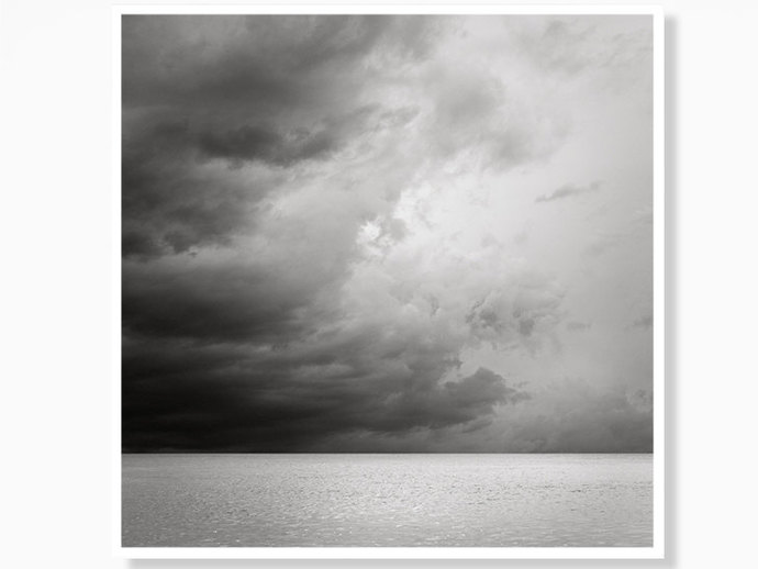 Storm Photography, Ocean Art, Black and White Photography, Ocean Photography,