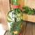 Primitive Santa Light Bottle
