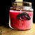 Custom Order - Candle Pendant - Glowing Dragon Eye - Sensual Honeysuckle - Pink