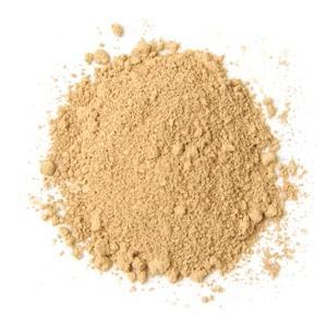 Tan Mineral Foundation