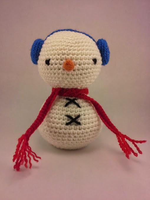 Cozy Snowman - Customize it