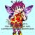 Aurelia Gardenpatch Fairy digital stamp